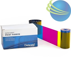 RIBON Datacard Colour SP35, SP35Plus, SP55, SP55Plus, SP75, SP75Plus, FP65, Fp65i, SD260 and SD360 printers